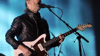 Die Rockband Radiohead hat wieder etwas zu Platte gebracht: Am Sonntag erscheint ihre neuste CD. (Archivbild)