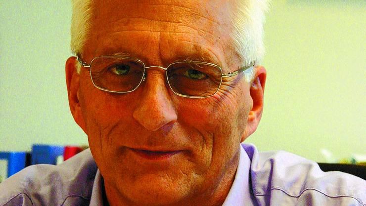 Markus Ischi: Sein Nachfolger wird gesucht. jr