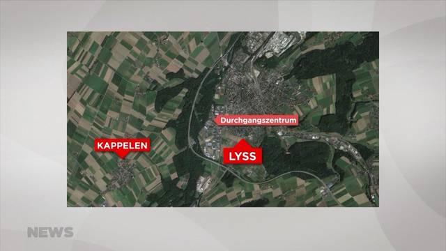 Berner Regierungsrat stärkt Lyss Rücken