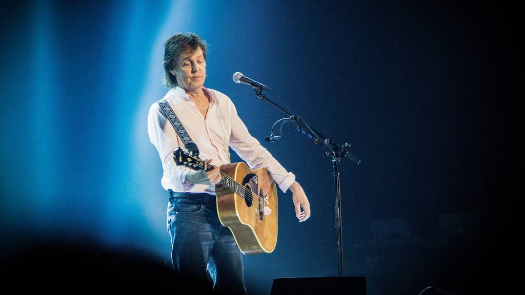 Paul McCartney releast neue Doppel-A-Seiten Single