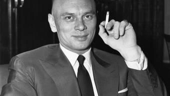 Russland behandelte den Schauspieler Yul Brynner - hier 1958 in Paris - mit Repekt, lobt Brynners Sohn Rock (Archiv).