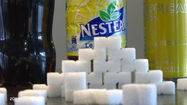 Zuckersteuer für Süssgetränke?