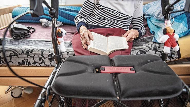 Für die Jahre 2016 bis 2018 können Empfänger von Pflegeleistungen die Wegkosten von der Gemeinde zurückfordern.