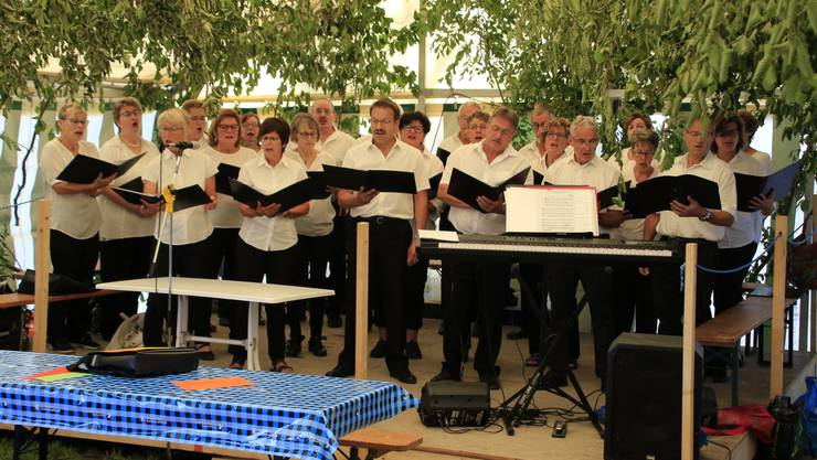 Festgottesdienst der Fasnachtsgesellschaft Adelburg Muri zum Auftakt des Seifenkistenrennen.