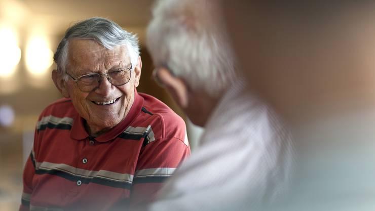 Seniorinnen und Senioren, hört auf die Jungen!