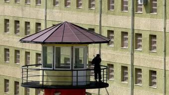 Ansicht eines Gefängnisses in Georgien (Archiv)