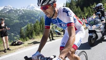 Steve Morabito muss die Tour Down Under aufgeben