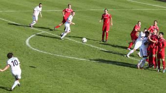 Carmine Pascariello - hier noch als Spieler mit der Nummer 10 - kehrt als Trainer zum FC Muri zurück.
