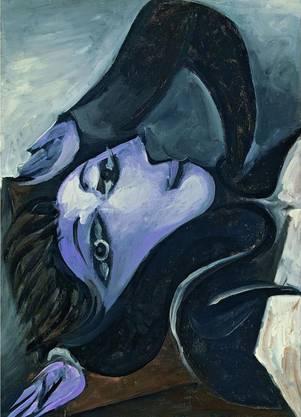 Pablo Picasso_Dora Maar, tête renversée_1939