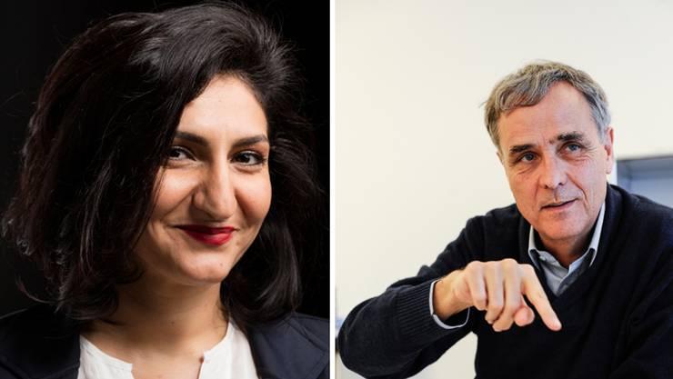 Guy Morin könnte mit seiner Kandidatur Basta-Politikerin Arslan intern überholen.