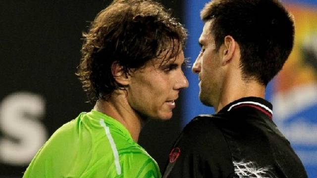 Nadal und Djokovic treffen im Bernabeu-Stadion aufeinander
