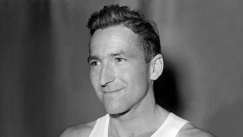 Sepp Stalder ist einer der erfolgreichsten Schweizer Olympia-Teilnehmer.