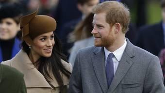 Weihnachtsgottesdienst britische Royals