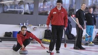 Erfolgreiches Wochenende für den Curlingclub Aarau.