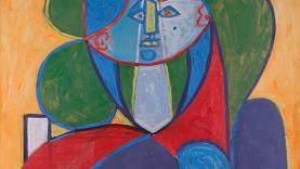 Buste de Françoise von Pablo Picasso