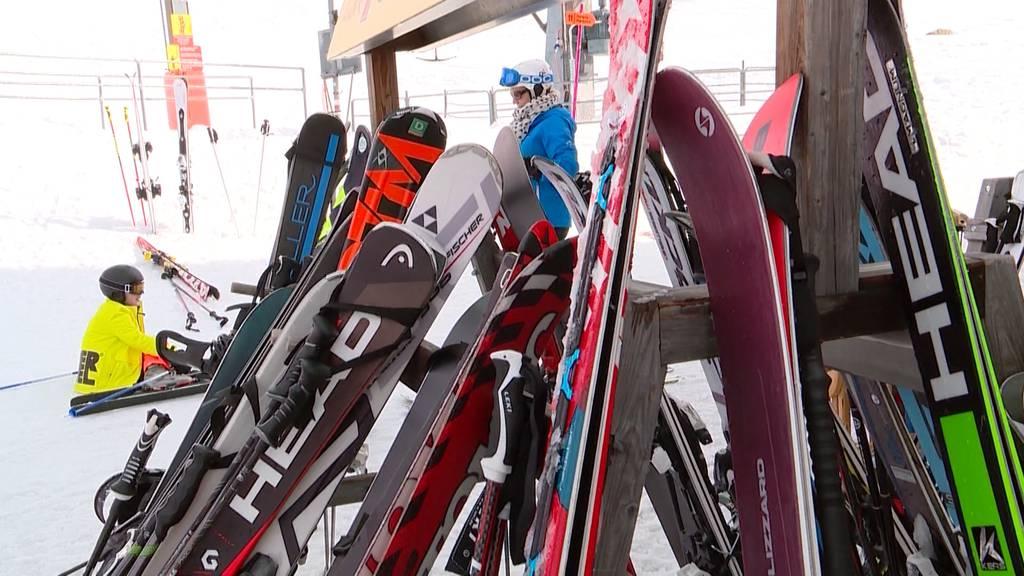 Massive Corona-Einschränkungen für Skigebiete