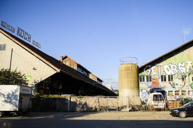 Das Zürcher Koch-Areal ist seit Jahren besetzt.
