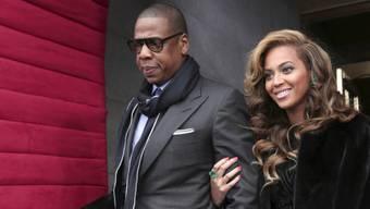 Steinreiches Paar: Jay-Z und Beyoncé (Archiv)