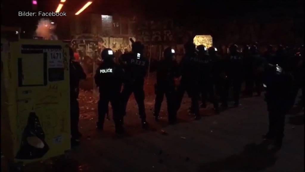 """""""Die Reitschule sollte videoüberwacht werden"""""""