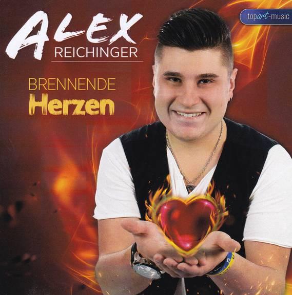 Alex Reichinger - Brennende Herzen