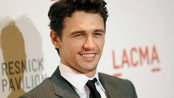 Hollywood-Star James Franco (Archiv)