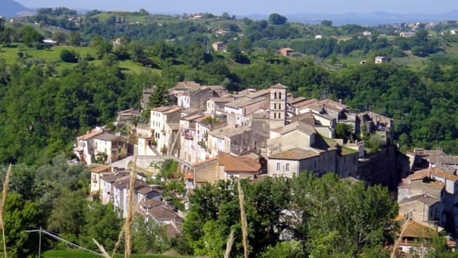 Malerische Aussichten abseits der grossen italienischen Verkehrsachsen