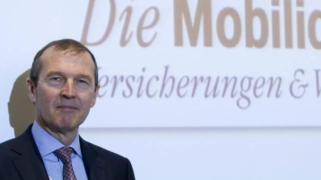 """Hongler: """"Geht es der Schweiz schlecht, leidet auch die Mobiliar"""""""