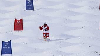 Marco Tadé fährt nach langer Zwangspause im Weltcup aufs Podest (Archivbild)