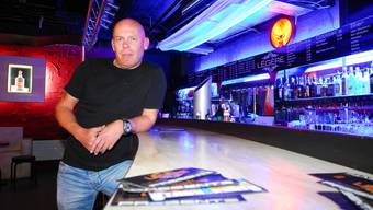 Daniel von Burg alias «DJ Castle» will dem Légère-Klub neues Leben einhauchen