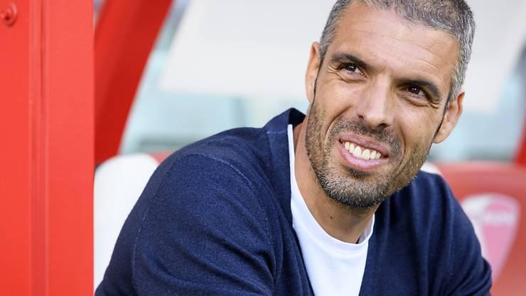 Fabio Celestini für den FC Luzern bislang ein Glücksgriff