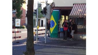 Hier bei der «Terrasamba»-Bar kam es zum Angriff