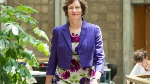 ETH-Rektorin Sarah Springman