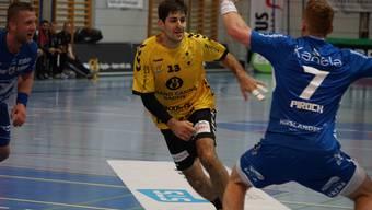 TVE-Captain Christian Riechsteiner meldete sich nach langer Verletzungspause zurück.