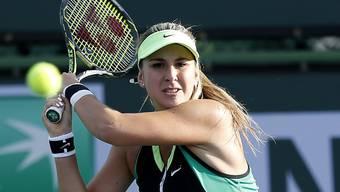 Lang ersehnte Rückkehr auf die WTA Tour: Belinda Bencic erhielt für das Turnier in Linz eine Wildcard