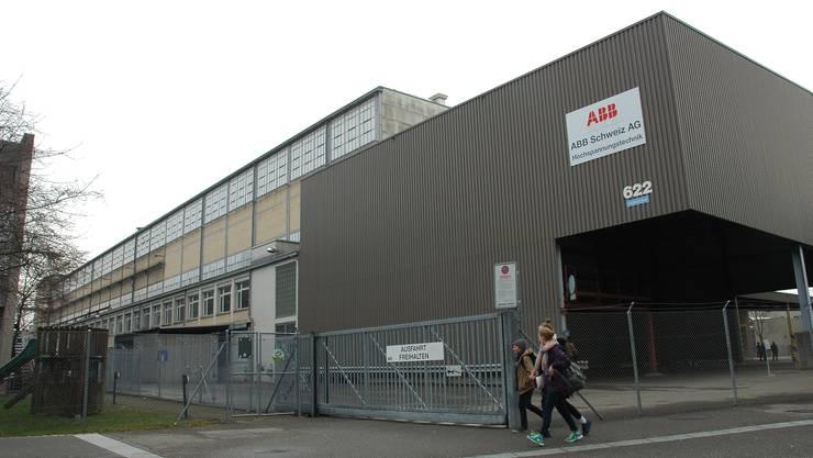 Die ABB-Halle 622 in Oerlikon soll zur Eventhalle werden.