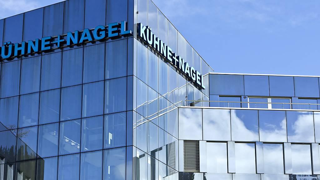 Kühne+Nagel hat die grösste Übernahme der Firmengeschichte abgeschlossen. (Archivaufnahme)