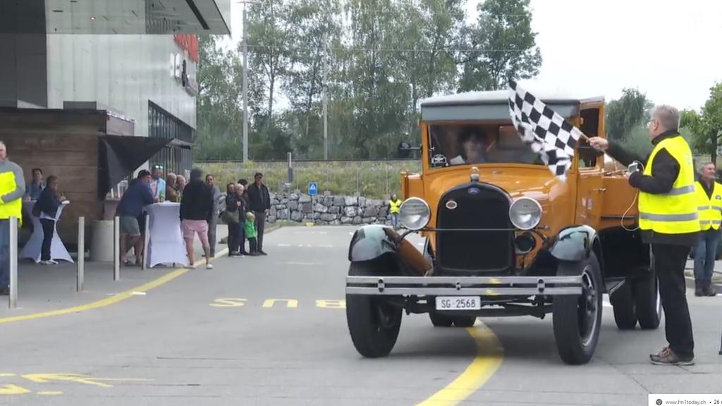 So war die Oldtimer-Rallye durch die Ostschweiz