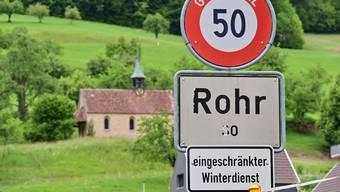 Die Gemeindeversammlung in Rohr ging ohne Diskussionen über die Bühne.