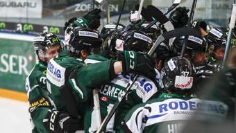EHC Olten - HC Thurgau (Spiel 5)