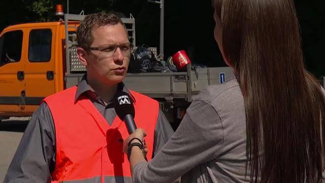 Littering wird immer mehr zum Problem – ein Gespräch mit Dominik Studer, Leiter Unterhalt im Aargauer Baudepartement
