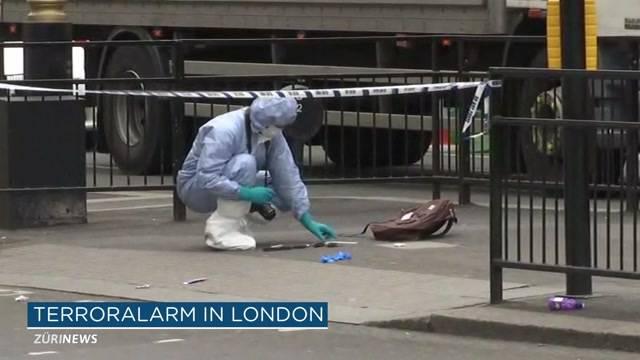 Terrorverdacht: Mann in London verhaftet