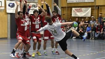 Handball NLB: Endingen - Basel