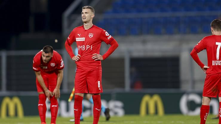 Der FC Vaduz befindet sich derzeit in Quarantäne