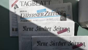 """""""St. Galler Tagblatt"""" und """"NLZ"""" sind fast ganz im Besitz der """"NZZ"""""""