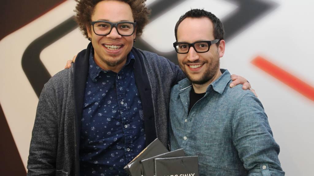 Black & White: Marc Sway stellt sein neues Album vor