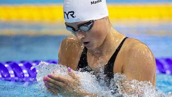 Lisa Mamié schwamm an der Kurzbahn-WM in Hangzhou Schweizer Rekord über 100 m Brust