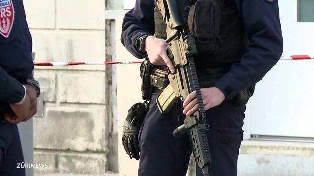 Kirchen-Attentat: Täter trug Fussfessel