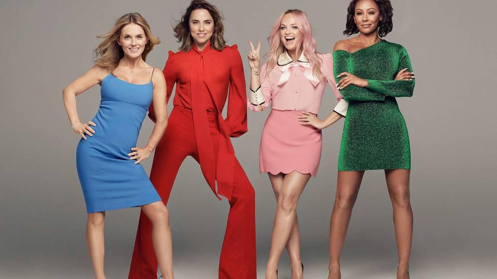 Jedes «Spice Girl» verdient über drei Millionen