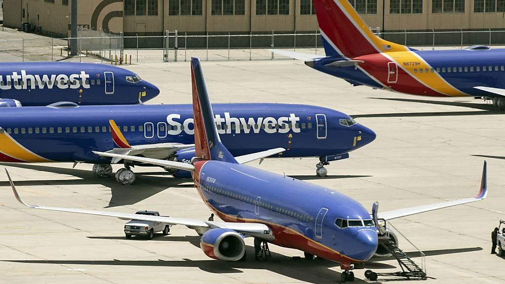Boeing erhält für Unglücksjet 737 Max weitere Grossbestellung