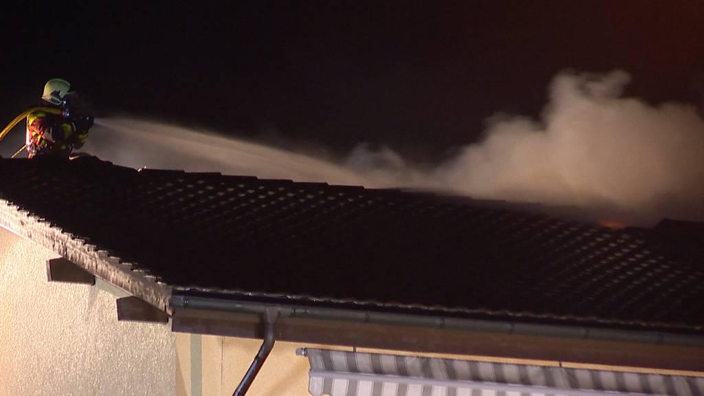 Wohnungsbrand in Niederuzwil SG: Waren Raucherwaren schuld?